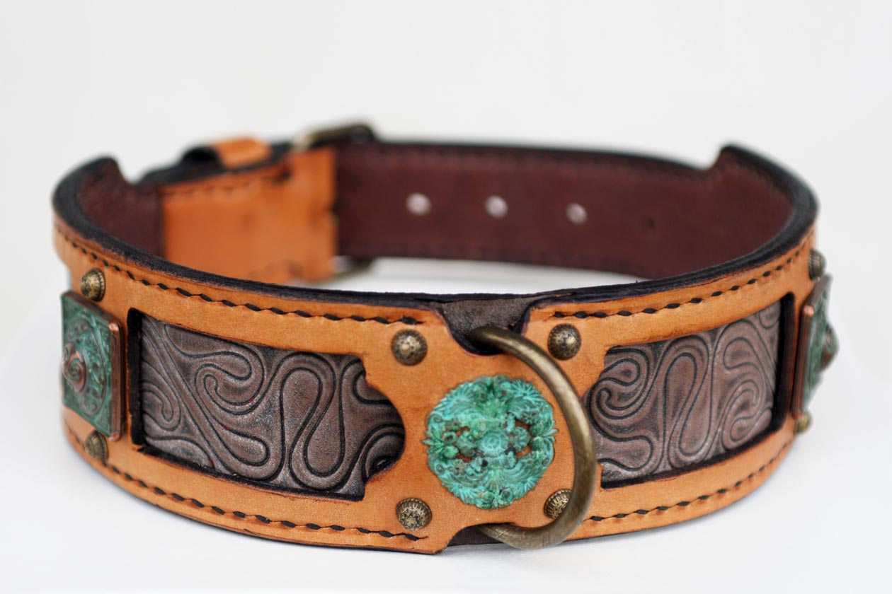 Beautiful Dog Collars And Leashes